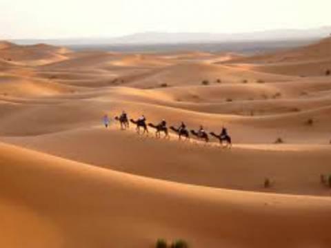 Απίστευτο: Βρήκαν νερό για 400 χρόνια στη Σαχάρα