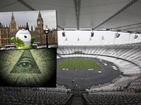 Λονδίνο 2012: Οι Ολυμπιακοί αγώνες των Μασόνων ή θεωρίες συνομωσίας;