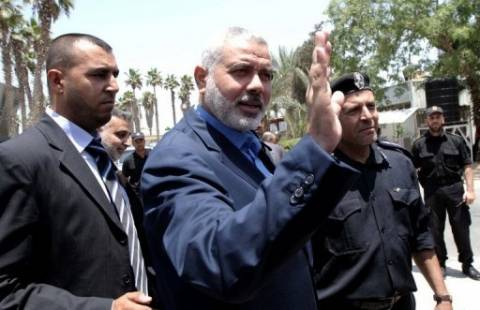 Συνάντηση Μόρσι με τον ανώτατο πολιτικό ηγέτη της Χαμάς