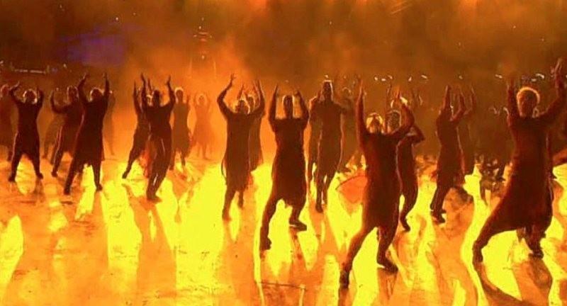 Λονδίνο 2012-Τελετή Έναρξης: Η αγωνία κορυφώνεται