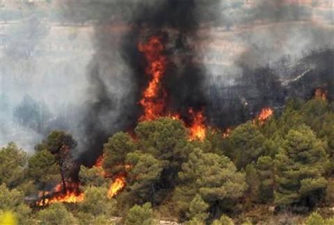 Υπό έλεγχο η πυρκαγιά στη βορειανατολική Ισπανία