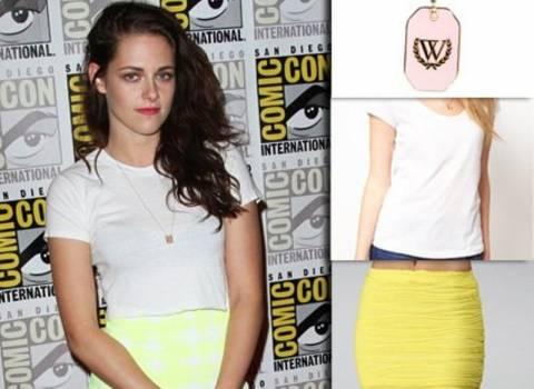 Ντυθείτε «ατημέλητο grunge» όπως η Kristen Stewart
