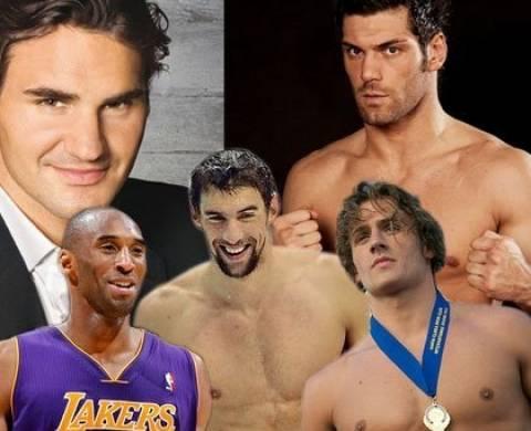 Oλυμπιακοί Αγώνες 2012: Οι πιο hot αθλητές που θα δούμε στο Λονδίνο