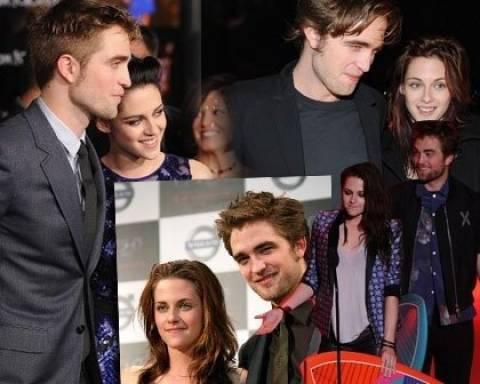 Kristen Stewart- Robert Pattinson: Το τέλος μιας σχέσης (;)