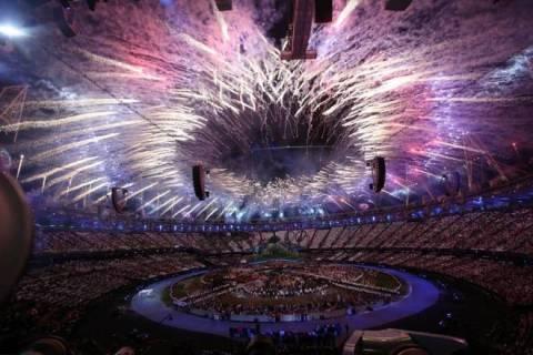 Ολυμπιακοί Αγώνες-Τελετή Έναρξης: Εντυπωσιασμένος και ο ξένος Τύπος