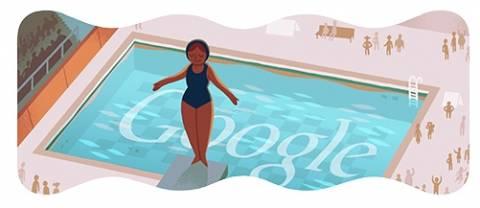Καταδύσεις-Λονδίνο 2012: Αφιέρωμα της Google στο σημερινό της Doodle