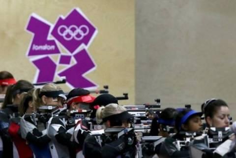 Ολυμπιακοί Αγώνες 2012: Αποκλείστηκε στη σκοποβολή η Δούκα