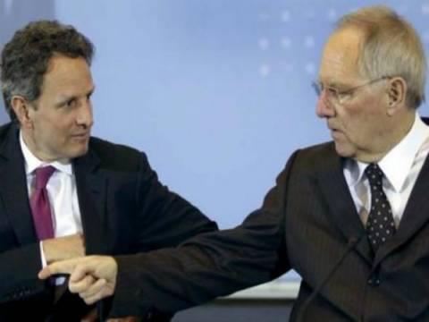Ο Σόιμπλε δηλώνει ότι πιστεύει στην Ευρωζώνη
