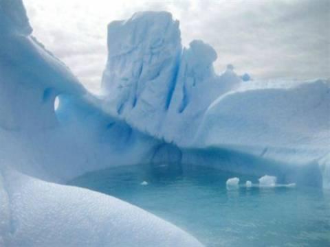 Υπόγειο Γκραν Κάνιον στην Ανταρκτική