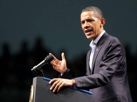 Ο Ομπάμα προβλέπει «θύελλες» λόγω της κρίσης χρέους
