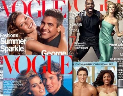 Αυτοί είναι οι άντρες που βρέθηκαν στο εξώφυλλο της Vogue
