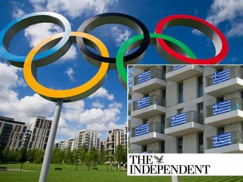 Independent: Η ελληνική αποστολή χαλάει χιλιάδες ευρώ για διαμονή