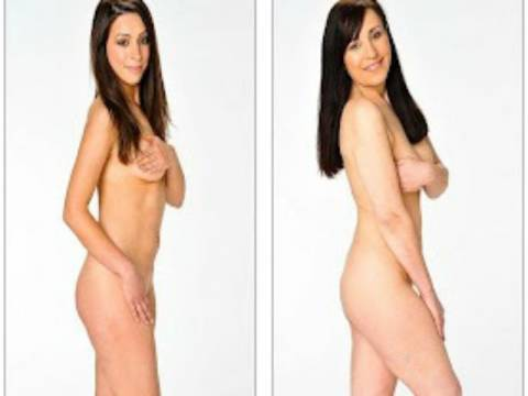 Mαμάδες και κόρες ποζάρουν γυμνές! Ποια έχει καλύτερο σώμα; (pics)