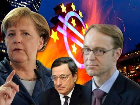 Κόντρα ΕΚΤ – BUNDESBANK και στην μέση το μέλλον της Ευρωζώνης