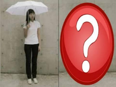 Δεν θα πιστεύετε σε τι μπορεί να μετατραπεί αυτή η ομπρέλα!