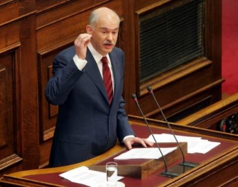Αλλαγές στο νομοσχέδιο για την Παιδεία απαίτησε ο Παπανδρέου