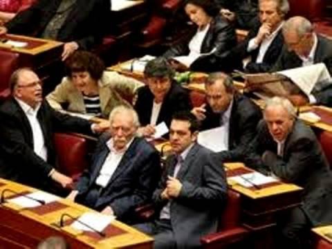 Επερώτηση του ΣΥΡΙΖΑ στη Βουλή για τους ομολογιούχους
