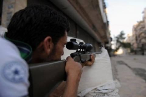 Καταδίκη για τις αγριότητες των Σύρων ανταρτών