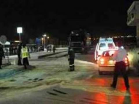 Καισαριανή: Αιματηρή ληστεία σε βενζινάδικο