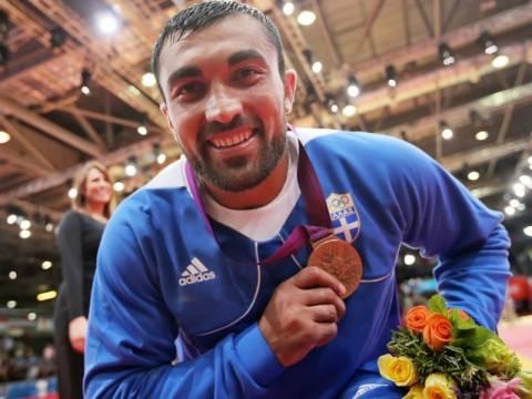 Ο Ηλιάδης θα αφήσει το μετάλλιο στο Άγιον Όρος
