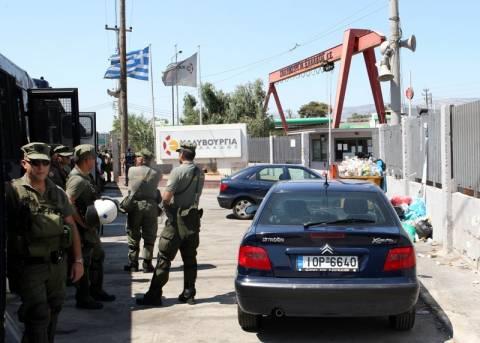 ΚΚΕ: Εκδικητικές απολύσεις στη Χαλυβουργία