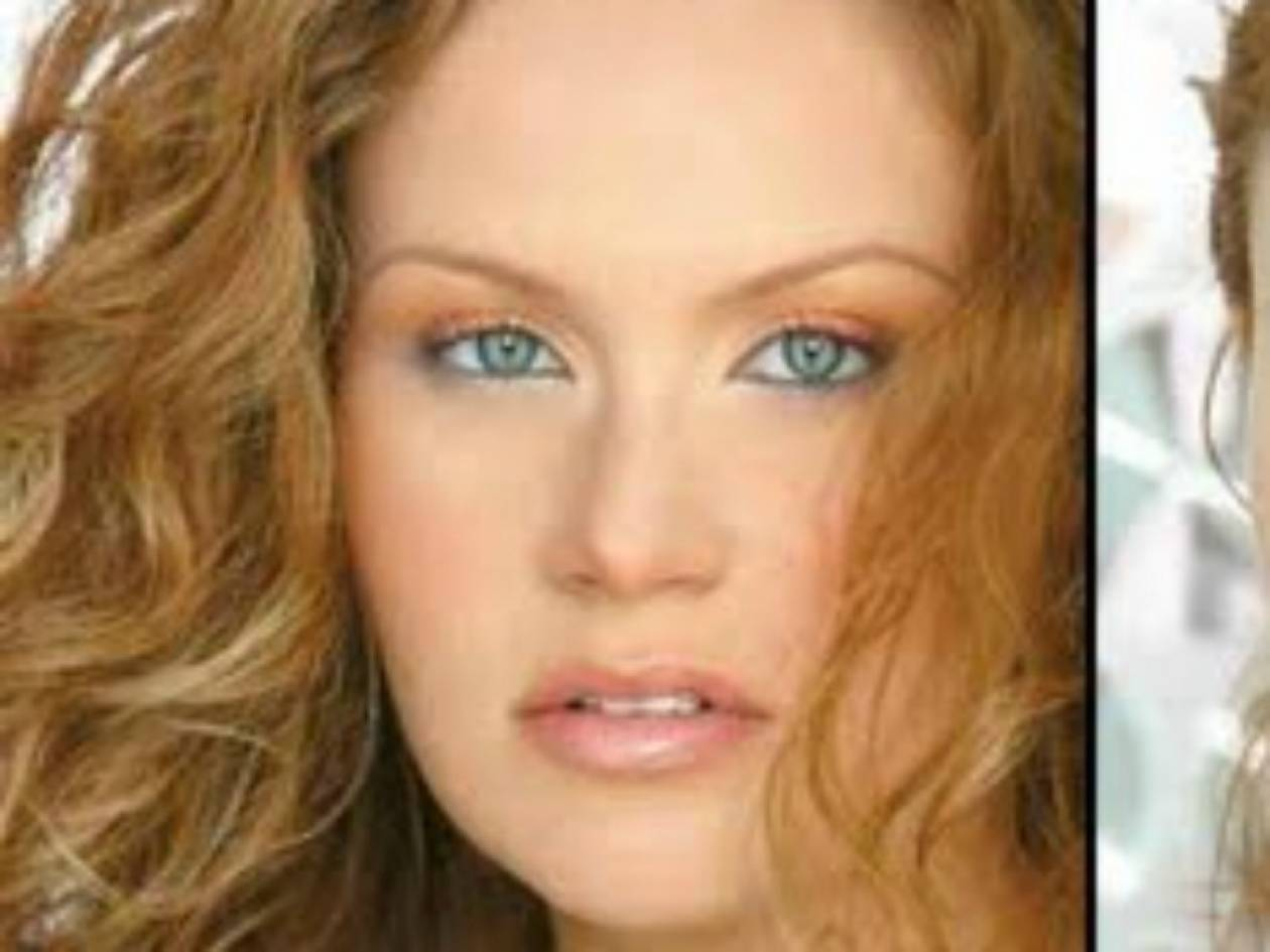Απίστευτο: Δείτε τη διαφορά που κάνει το μακιγιάζ