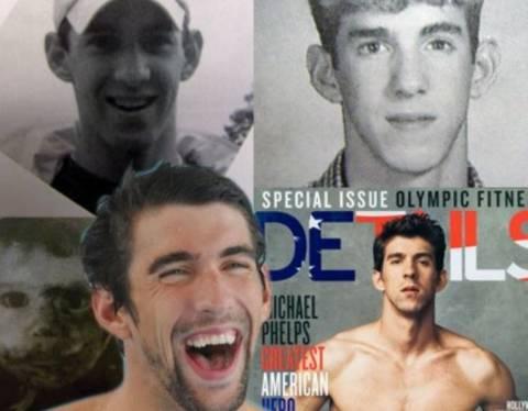 Michael Phelps: Οι παιδικές φωτο του Αμερικανού Ολυμπιονίκη