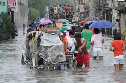Αυξάνονται τα θύματα του τυφώνα Σαόλα