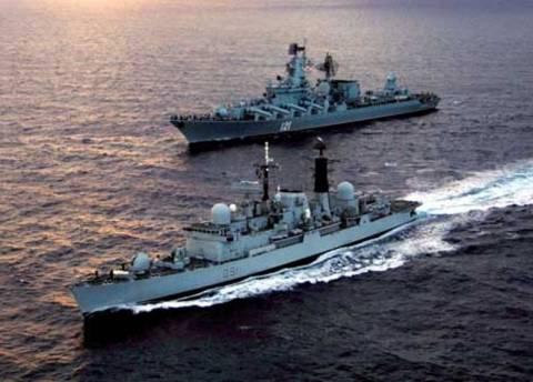 Ρωσικά πολεμικά πλοία κατευθύνονται στη Συρία