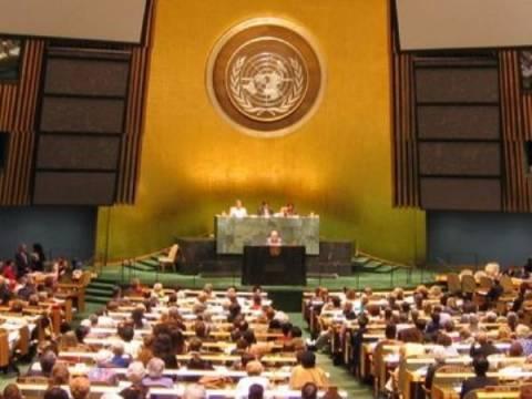 Με συντριπτική πλειοψηφία καταδίκασε σήμερα ο ΟΗΕ την Συρία