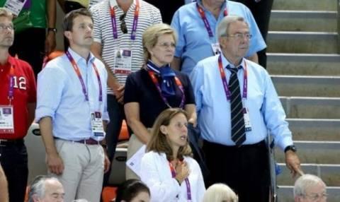Κωνσταντίνος – Άννα Μαρία: Στις κερκίδες των Ολυμπιακών Αγώνων!