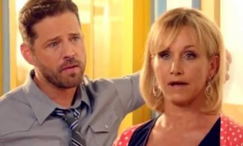 Δύο παλιοί πρωταγωνιστές του Beverly Hills κάνουν reunion σε διαφήμιση