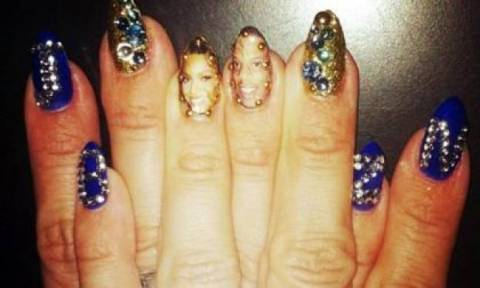 Beyonce και Jay Z στα νύχια, ποια το έκανε;