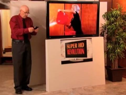 Απίστευτη φάρσα: Αυτό σημαίνει 3D τηλεόραση (vid)