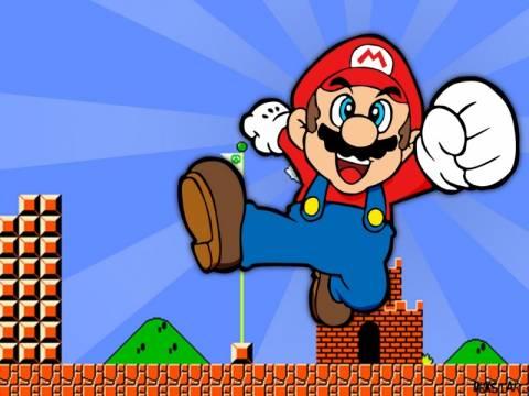 Του έκανε πρόταση γάμου με τον... Super Mario! (pic)