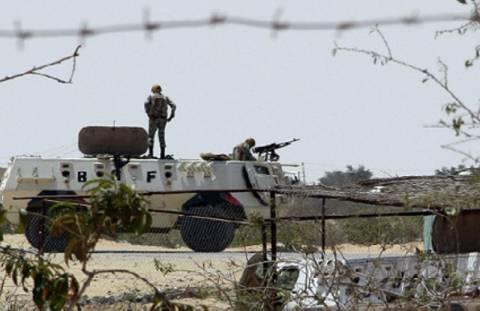 Αίγυπτος: Επίθεση με ελικόπτερα κατά ισλαμιστών