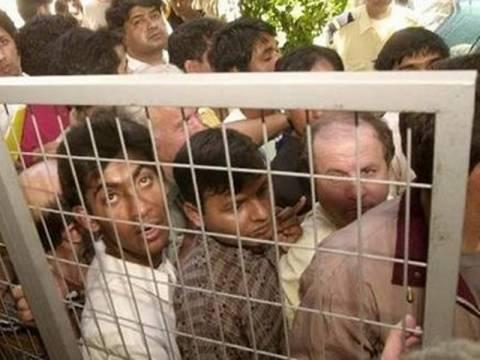 «Όχι» της Θράκης στα κέντρα κράτησης λαθρομεταναστών
