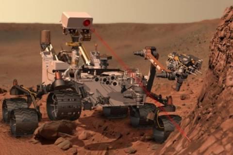 Βίντεο: Η τέλεια προσγείωση στον Άρη