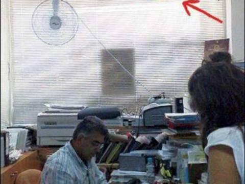 Απίστευτη ελληνική πατέντα: Πρωτότυπος ανεμιστήρας οροφής (pic)