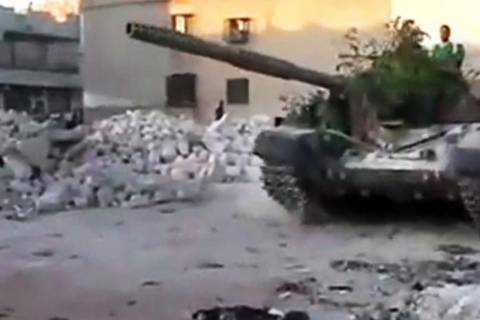 Συρία: Σφοδρές μάχες στο Χαλέπι