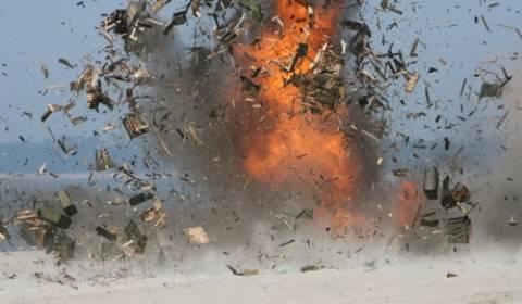 Ισχυρή έκρηξη σημειώθηκε στο Ολυμπιακό χωριό