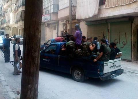 Συρία: Οπισθοχωρούν οι αντάρτες στο Χαλέπι – Κερδίζει έδαφος ο Ασάντ