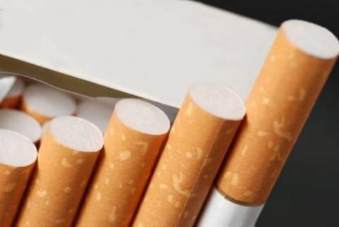 Σύλληψη για λαθραία τσιγάρα