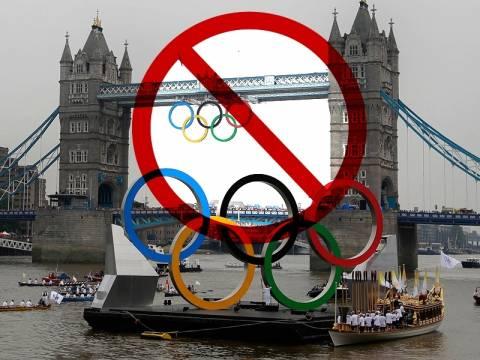 Τι δεν έπρεπε να κάνεις κατά την διάρκεια των Ολυμπιακών Αγώνων!