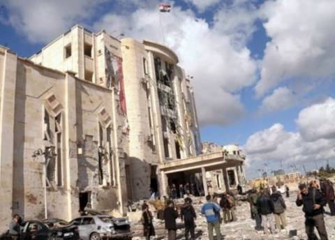 Συρία: Νεκροί άμαχοι από βομβαρδισμό αρτοποιείου στο Χαλέπι