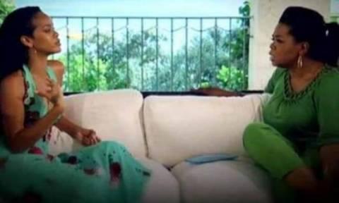 Η Rihanna έβαλε τα κλάματα για τον Chris Brown