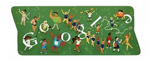 Ολυμπιακοί Αγώνες 2012: Τελετή λήξης και για τη Google