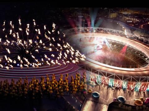 «Μουσική» τελετή λήξης για τους Ολυμπιακούς του Λονδίνου