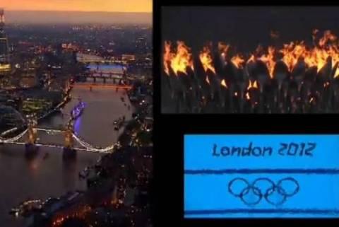 Οι Ολυμπιακοί του Λονδίνου μέσα από το Imagine του John Lennon