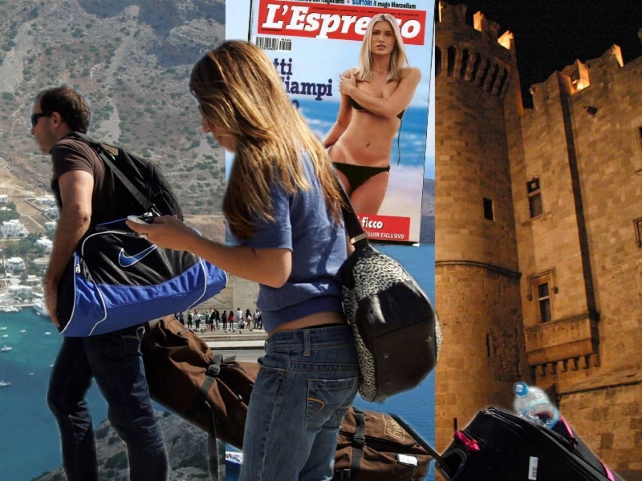 Απόντες οι Γερμανοί τουρίστες παραμένουν πιστοί οι Ιταλοί